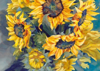 Sunflowers For Emma